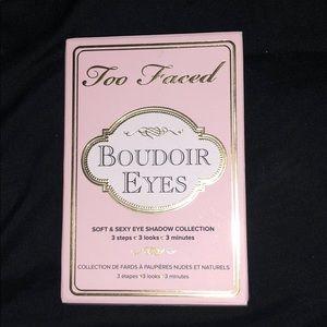 BNIB Too Faced Boudoir Eyes Eyeshadow Palette